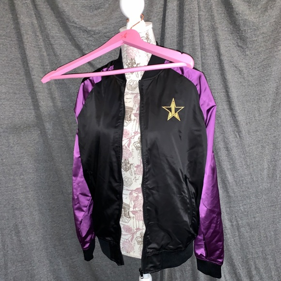 Jeffree Star Blood Lust Bomber